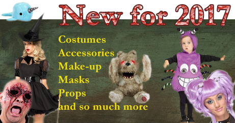 Checkout are selection of new items for Halloween 2017 Costumes Masks Makeup Costume Accessories Props and much more