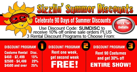 100 Days of Summer Discounts