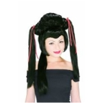 Chinese and Japanese Wigs