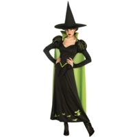 Witches, Wizards & Fairies Costumes