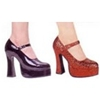 5 inch Mary Jane Platform Shoe