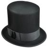 Abe Lincoln Top Hat - Deluxe