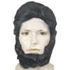 Abraham Lincoln Wig & Beard