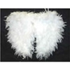 Angel Wings - White Feather