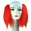 Bald Silly Boy Clown Wig - Deluxe