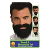 Beard & Moustache Set