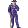 Big Daddy Adult - Full Figure Costume
