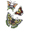 Butterfly Vintage Tattoo