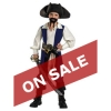 Pirates of the Caribbean Captain Jack Sparrow Costume for kids