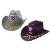 Deluxe Civil War Officer Hat