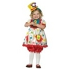 Clown Girl Child/Toddler Costume