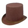 Coachman Top Hat - Brown
