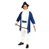 Colonial Captain - Economy Costume