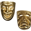 Comedy / Tragedy Masks