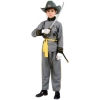 Kids Confederate Officer Costume