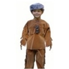 Daniel Boone Deluxe Child Costume