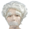 Deluxe Einstein Set Wig
