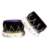 Deluxe Velvet Kings Crown