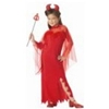 Devil Girl Child Costume