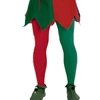 Red & Green Elf Tights