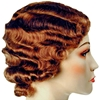 Finger Wave Women's Wig