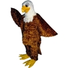 Friendly Eagle Mascot - Sales