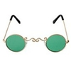 Green Pot of Gold Glasses