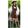 High Seas Buccaneer Girl - Deluxe Costume