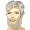 Ghost of Christmas Present Wig & Beard
