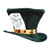 Traditional Mad Hatter Top Hat