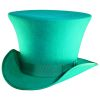Deluxe Mad Hatter Top Hat