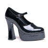 Mary Janes Platform Shoes
