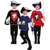 Musketeer Child Costume