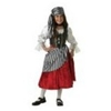 Pirate Girl - Deluxe Child Costume