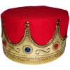 Red Felt Crown