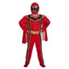 Red Power Ranger Muscle Child Costume