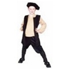 Renaissance Boy Child - Black Costume
