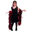Roaring 20's Flapper Child Costume - Black