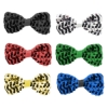 Sequin Bow Ties