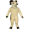 Sheep Mascot - Sales