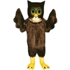 Wise Owl Mascot - Sales