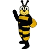 Yellow Jacket Mascot - Sales