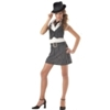 Mobsta Girl - Tween Costume