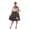 50's Sweetheart Plus Size - Adult Costume