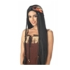 Native American Indian Princess Wig