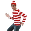 Where's Waldo Waldo – Adult Costume