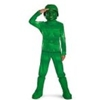 Toy Story 3 Deluxe Green Army Man – Child Costume