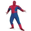 Spider-Man Muscle Chest – Plus Size Adult Costume