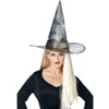 Sparkle Web Witch Hat