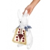 Alice in Wonderland White Rabbit Handbag
